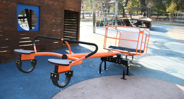 Slavi Trifonov donated to Pleven a combined cradle for children in wheelchairs – it will be installed by the City Garden